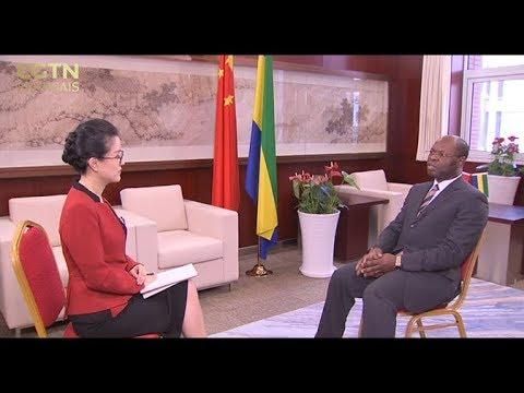 Interview de l'ambassadeur du Gabon en Chine