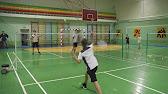 Большой теннис. Удар справа. Видеоурок. - YouTube