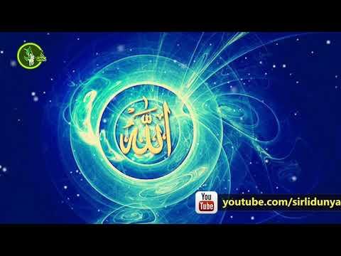 Allah təala: ey Musa (ə)sənə olan dörd vəsiyyətimi qoru və ona əməl et!