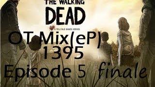 Walking Dead Episode 5 - финал -  спасаем Клем но Ли  был заражен - печальный конец