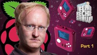 Ben Heck's Raspberry Pi MAME Portable Part 1