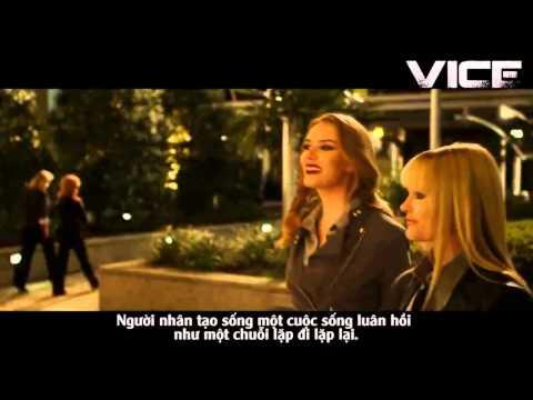 Vice  Người Nhân Tạo   CGV Cinemas Vietnam