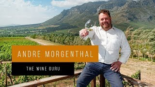 "Meet South Africa with Andre Morgenthal the ""Wine Guru"""
