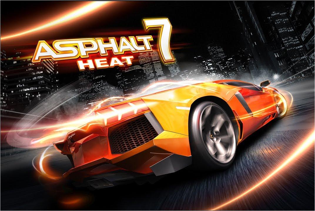 Asphalt 7 heat universal hd menu cars trailer youtube - Image de cars ...