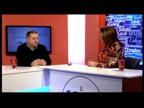 COMARCALTV EL ARCA DE MARISA JOSE ANTONIO JIMENEZ PADRE DE EVA 24 ENERO 2013