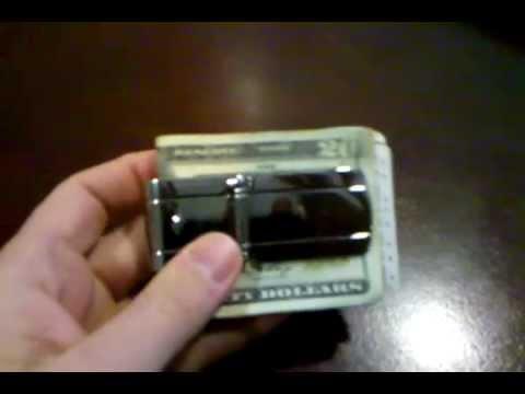 MoneyClamp review (Zurich model in gunmetal)