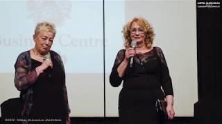 XXXIX FHMazurkas -Renata Wojnarowicz -spotkanie po filmie z Janiną Tuora