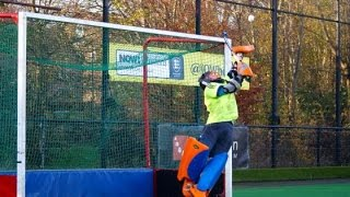 field hockey goalkeeper training drills 2