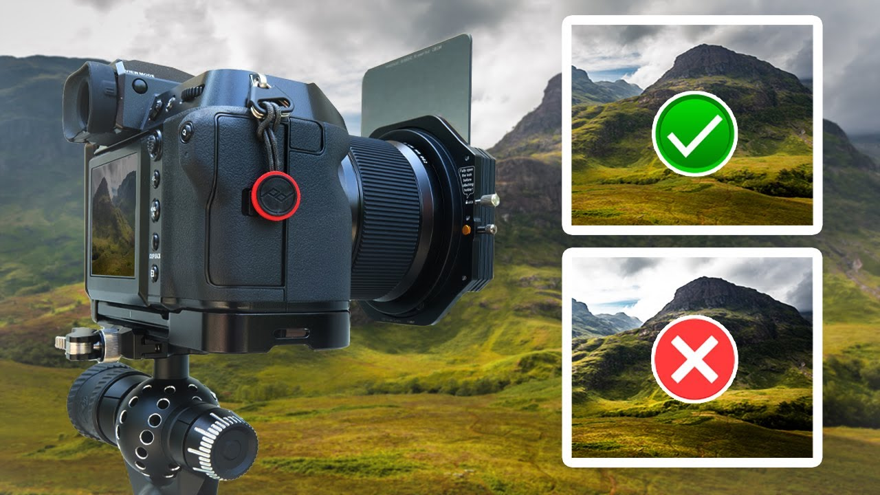 WATCH THIS Before You Buy FILTERS for Landscape Photography! (Screw & Slide)