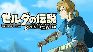 What if: Zelda: Breath of the Wild was an Anime?