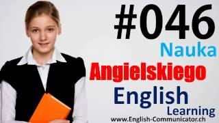 #46 Kurs języka angielskiego Słownictwo English Gorlice Lubartów Pyskowice Warszawa TOEFL