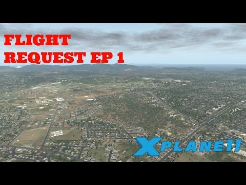 X Plane 11 Flight Request EP 1: Antigua to St Kitts