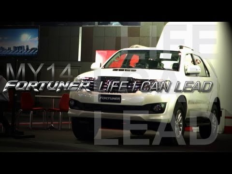 Toyota Fortuner MY14 | Life I Can Lead