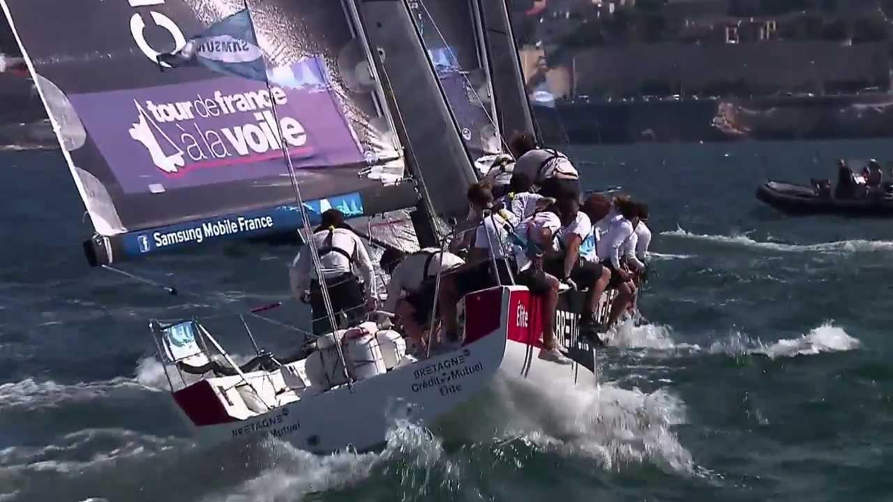 Retour sur le Tour 2013 du Team Bretagne-CMB
