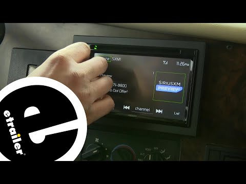 Etrailer | SiriusXM Vehicle Tuner With Magnetic Mount Antenna Review