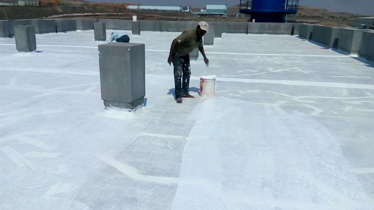 Terrace waterproofing treatment mo 8888292909 youtube for Terrace waterproofing