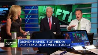 Gambar cover Disney is a growth story with a fabulous balance sheet: Josh Brown