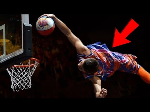 YOU WON'T BELIVE THESE NBA DUNKS EXIST!