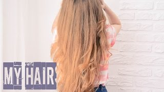 Как отрастить длинные волосы? Мой уход за ВОЛОСАМИ(, 2016-05-06T22:00:01.000Z)