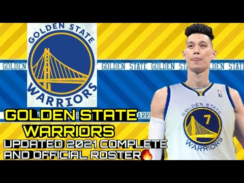 Golden State Warriors 2021 Updated Official Roster The New Improved Warriors Warriors Updates Youtube