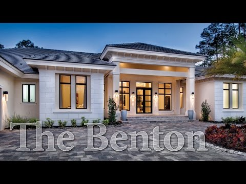 Contemporary Luxury House - The Benton