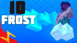 Minecraft - 10 Things about Frost Walker Enchantment