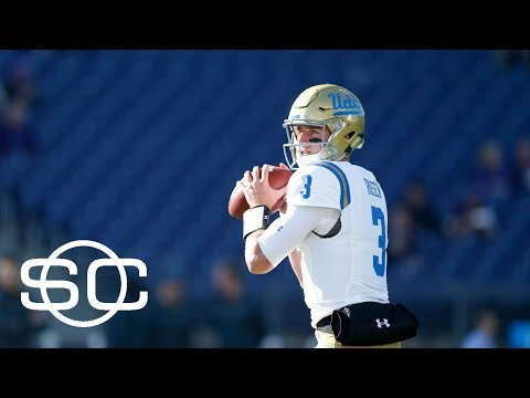 Jeff Saturday says Josh Rosen's preference 'a very college thing to say' | SportsCenter | ESPN