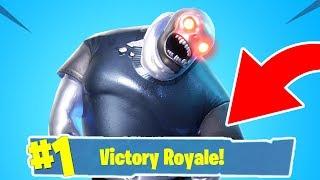 Fortnite - Zombie Attack! - Part 1 - Gameplay Walkthrough