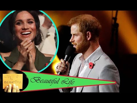 Prince Harry declares to break up with Meghan Markle in Closing Ceremony Speech the Invictus Games
