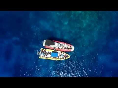 Molokini with Maui Reef Adventures Snorkel Hawaii on Ocean Freedom