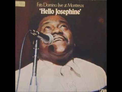 Fats Domino - Live At Montreux 'Hello Josephine' - [Live album 12] Atlantic EU