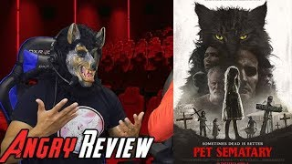 Pet Sematary Angry Movie Review