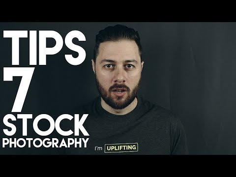 7 TIPS for Stock Photography from my OWN EXPERIENCE