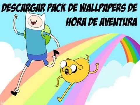 Descargar Pack De Wallpapers De Hora De Aventura En Hd Youtube