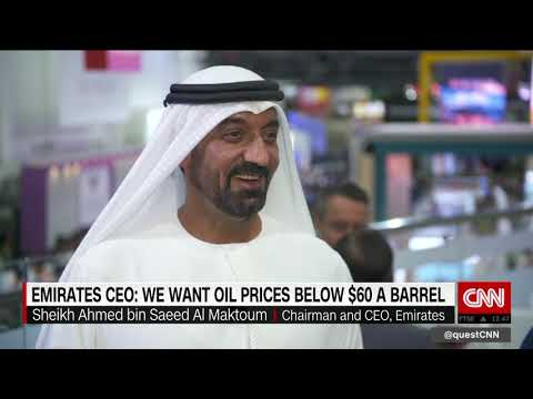 Emirates CEO: After Boeing crashes, I'll look at Airbus