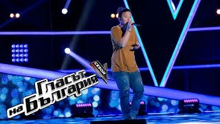 Niya Petrova - Take Me to Church - The Voice of Bulgaria 5 - Blind Auditions (11.03.2018)