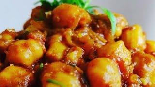 Chana Sukka /स्वादिस्ठ मसालेदार काबुली चना सुखा /Delicious Dry Chickpeas Curry/chole sukke