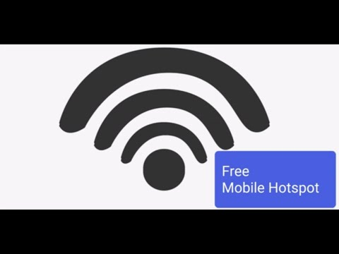 Free Wifi Mobile Hotspot- Works With Note 9 And Other Samsung Smartphones