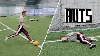 Hullut JalkapalloHaasteet!
