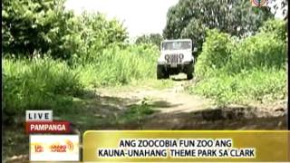 Weekend getaway idea: Zoocobia Fun Zoo in Pampanga