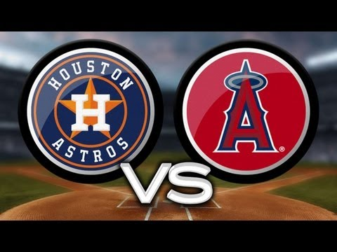 6/2/13: Astros rally to beat the Angels