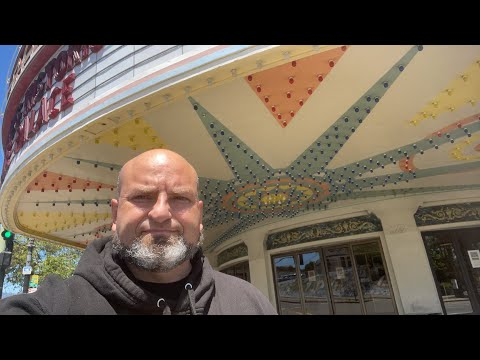 Grand Lake Theater Reopens Tonight - Interview With Owner, Allen Michaan -by Richard Haick - Vlog