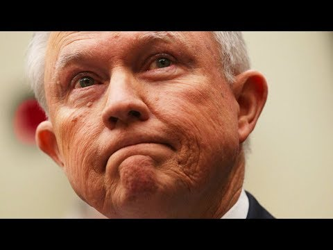 Jeff Sessions: I Do Declare! I Don't Recall!
