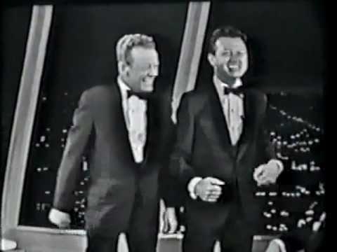 William Talman Plays Stump the Stars With Perry Mason Cast