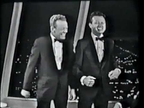 William Talman Plays Stump the Stars With Perry Mason Cast