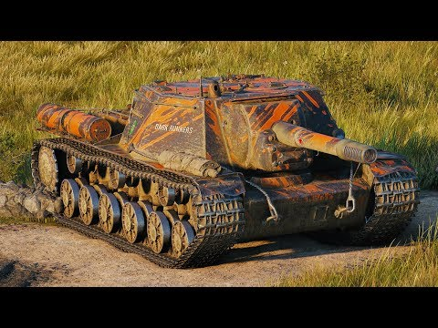 World of Tanks SU-152 - 6 Kills 5,6K Damage thumbnail