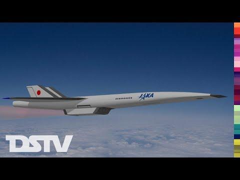 JAXA: Shaping Dreams For Future Skies
