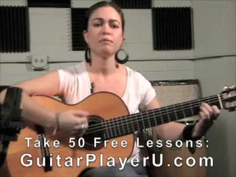 Amazing Flamenco Guitar Lesson! Check this out!
