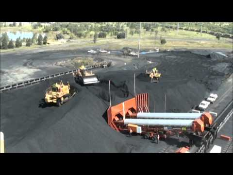 Mining Mobile Conveyors-Mobile Dozertrap