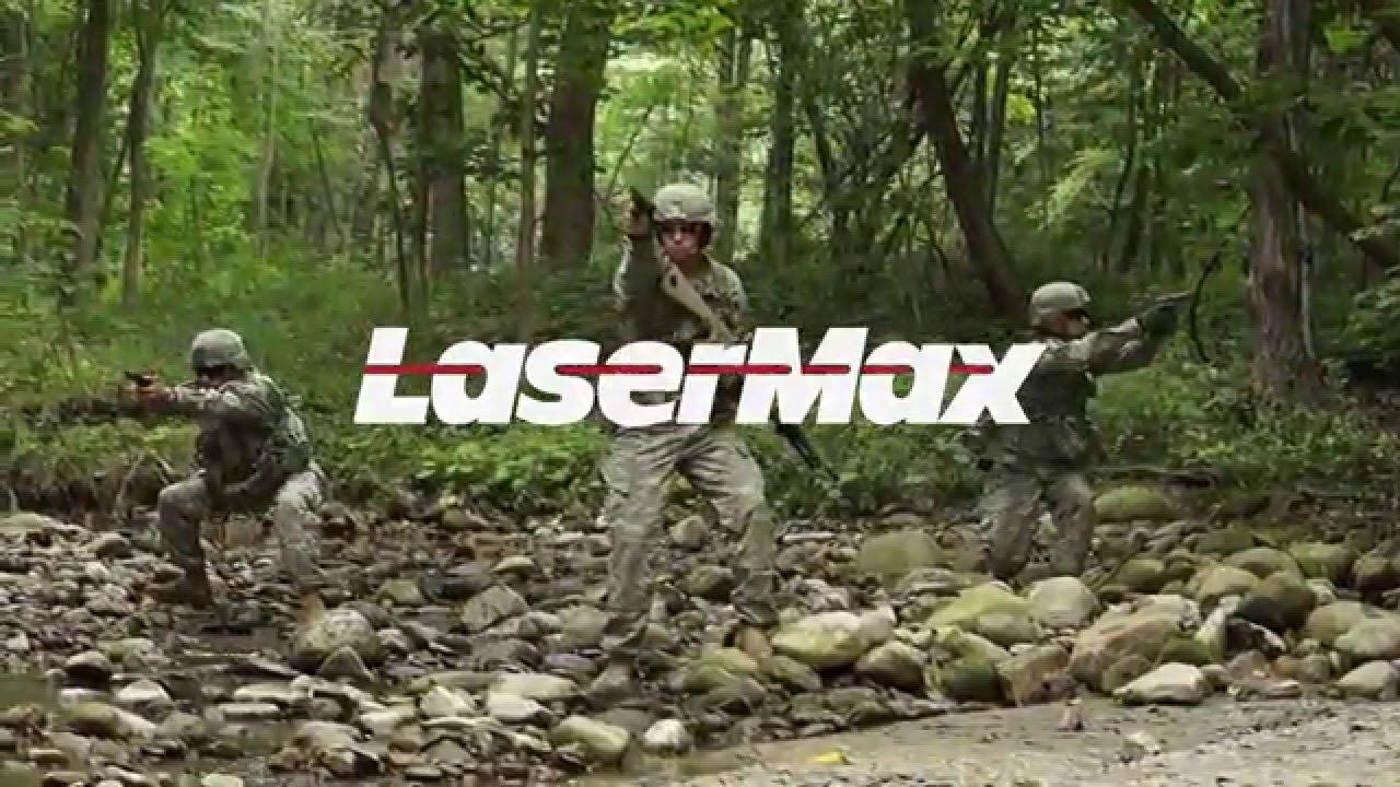 LaserMax, Beretta M9A3 Torture Testing 2016